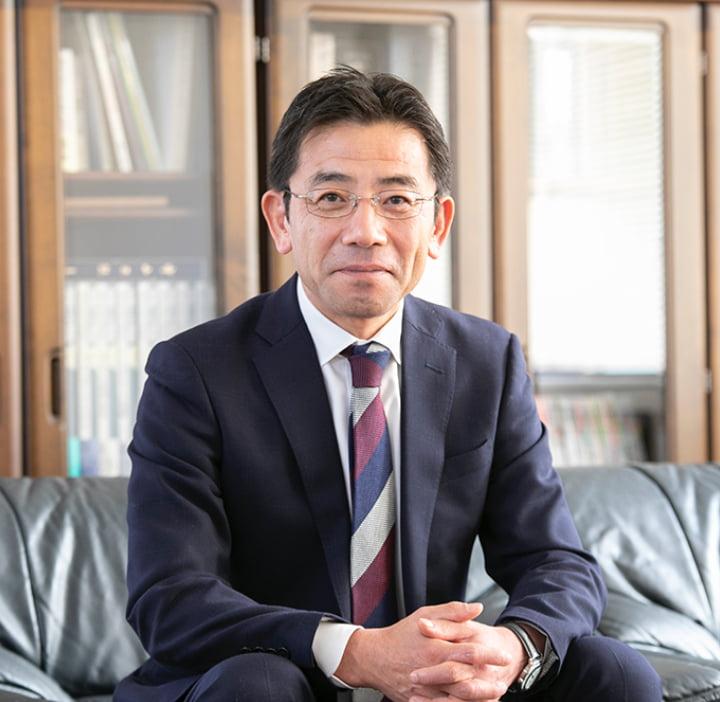 代表取締役社長 各務 雅博