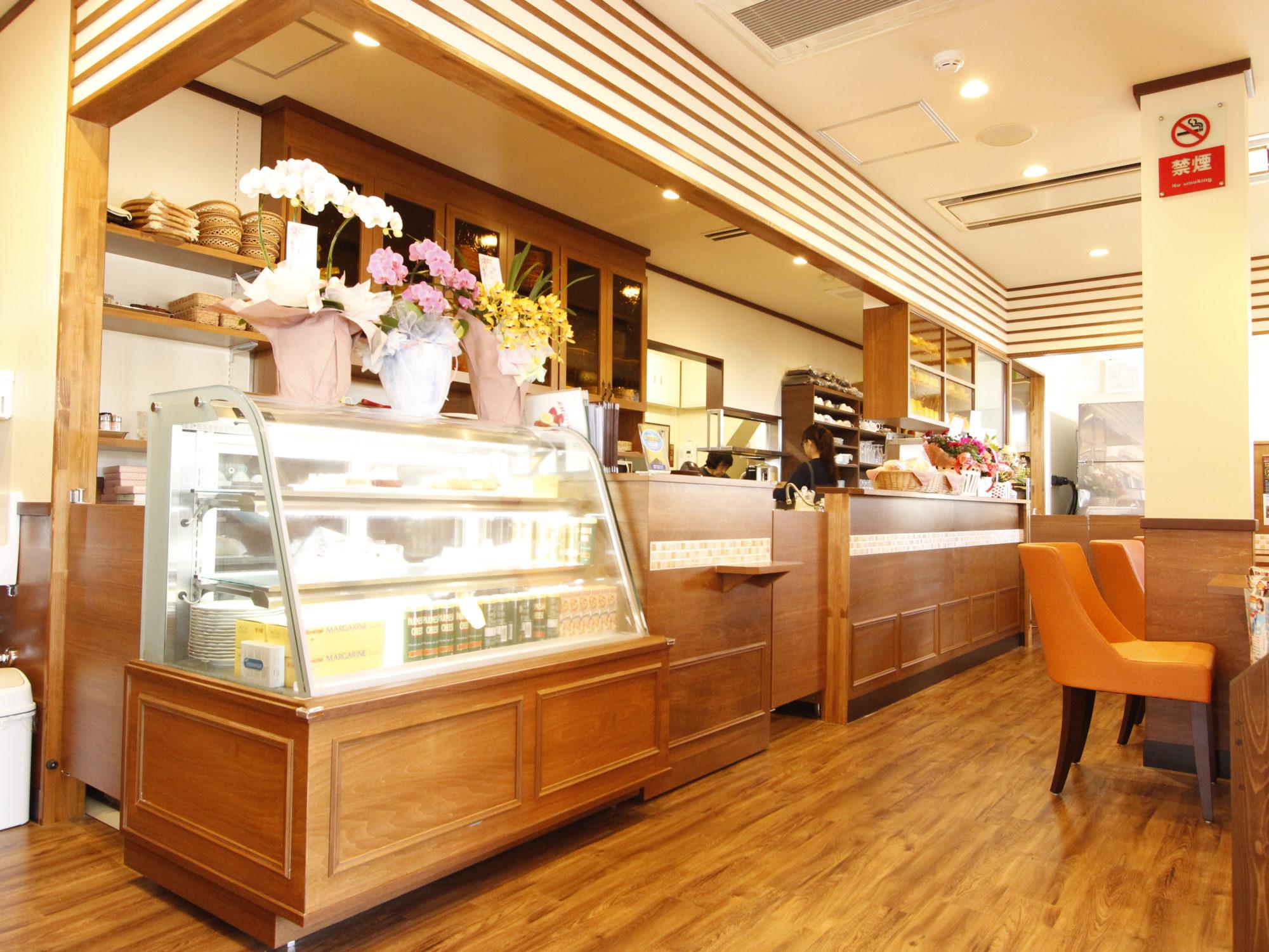 長く愛されるカフェ