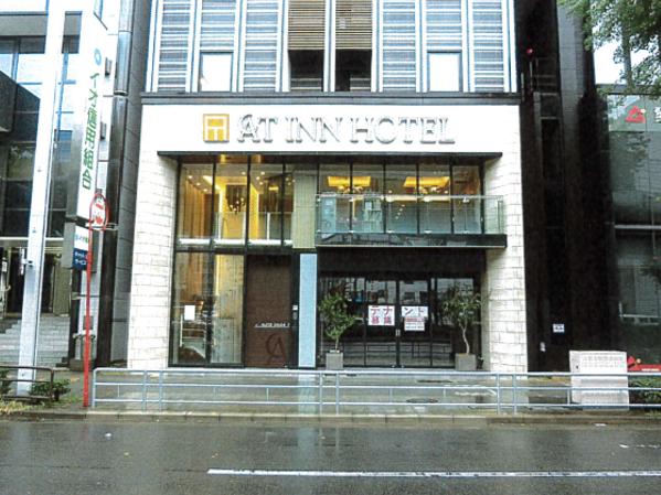 不動産新着情報 名駅【ホテル1階】